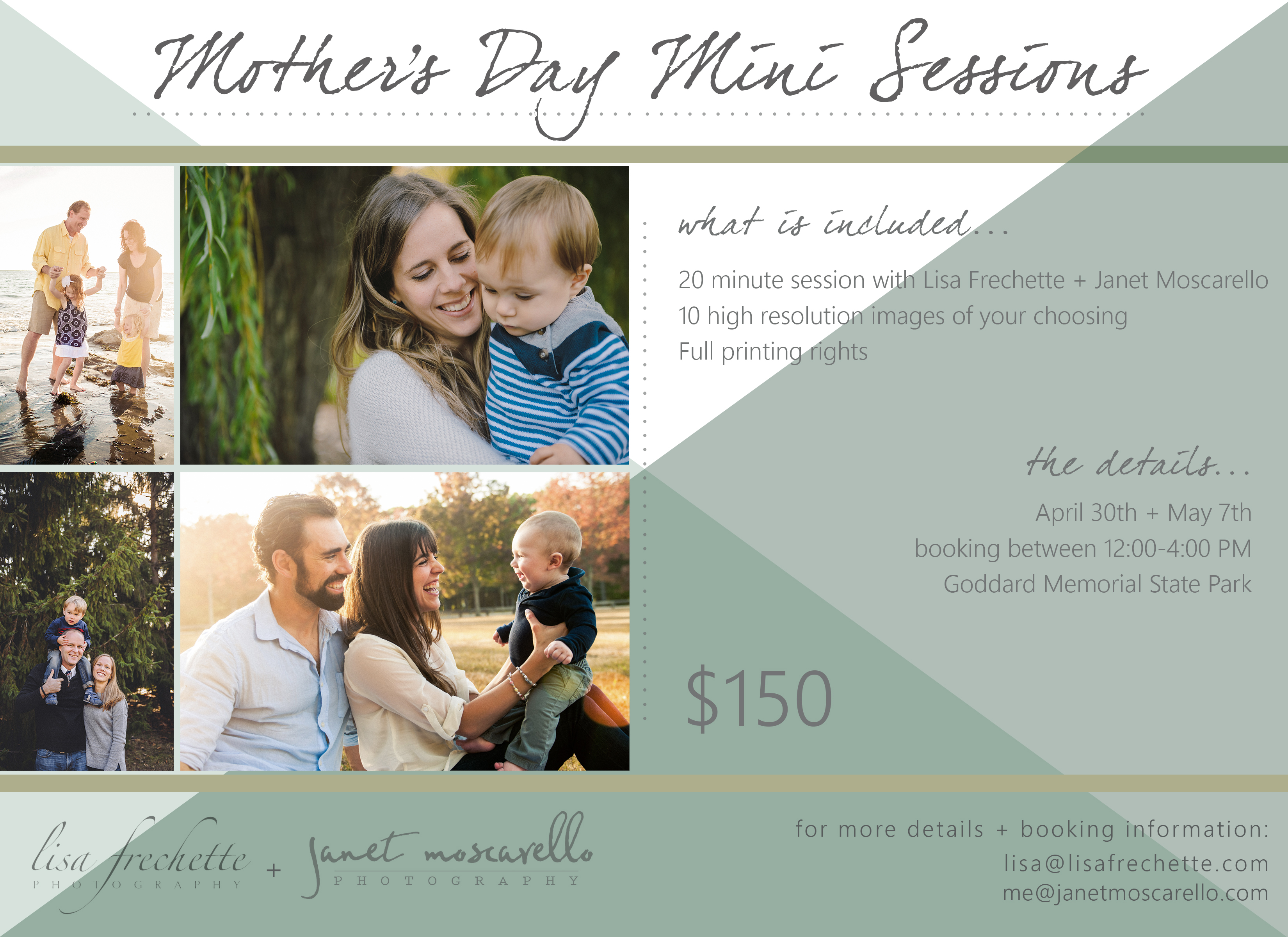 mother's day mini session final