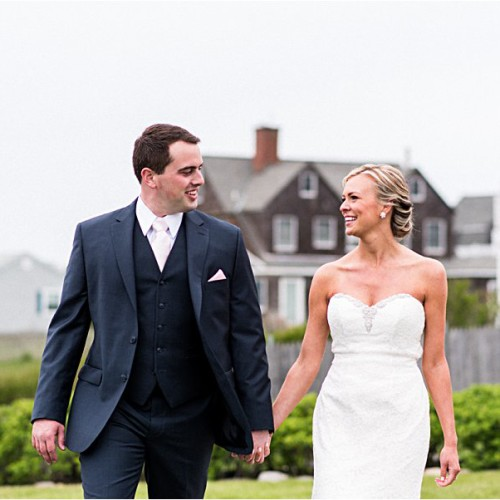 sneak peek | Blaine + Kyle's Newport Wedding