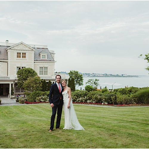Elegant Newport Summer Wedding | Renée + Zach